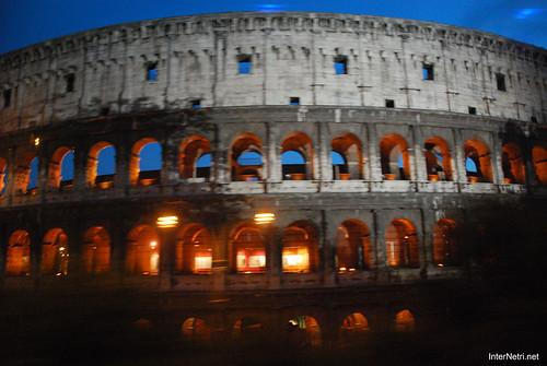 Нічний Рим, Італія InterNetri Italy 114