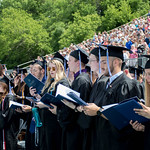 "<b>Commencement 2018</b><br/> Luther College Commencement Ceremony. Class of 2018. May 27, 2018. Photo by Annika Vande Krol '19<a href=""//farm2.static.flickr.com/1734/42460102331_e5fc36c40f_o.jpg"" title=""High res"">∝</a>"