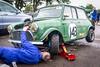 Neil Mackay - Austin Mini (MPH94) Tags: cscc classic sports car club oulton park cheshire auto cars motor sport motorsport race racing motorracing neil mackay austin mini