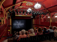 Films at the Guildhall 1281 (stagedoor) Tags: grantham guildhall stpetershill theatre theater teatro cinema cine kino building architecture olympus omdem1mkii copyright lincolnshire southkesteven eastmidlands midlands england uk listed grade2 inside seating stalls