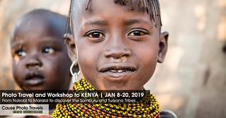 Photo Travel to Kenya - Join me JAN 8-20 2019