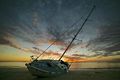 Shipwreck [Explored Jun 3, 2018 #142] (Macr1) Tags: 61403327236 d810 nikon nikond810 ©markmcintosh macr237gmailcom markmcintosh outdoor sunset beach ocean sea shore water abandoned broken samyang14mmf28ifedumclens australia wa westernaustralia nikongpsunitgp1a rockingham runaground shipwreck