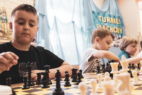 VIII Szachowe Mistrzostwa Przedszkola Nr 4-27