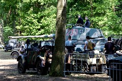 Köningstiger / Militracks 2018 / Overloon (rob4xs) Tags: overloon militracks oorlogsmuseumoverloon militracks2018 ww2 wwii axis königstiger tiger2 kingtiger tank panzer nederland thenetherlands holland