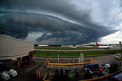 ATL Storm 3 (Infinity & Beyond Photography) Tags: atlanta atl airport thunderstorm storm clouds shelf wall ramp skybridge sky skies cloud weather arcus roll