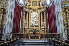Catedral de Zamora, altar mayor (ipomar47) Tags: zamora cathedral spain catedral españa romanico duero monumento nacional