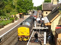 Class 37 37688, Arley (Oz_97) Tags: 37688 arley