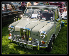 Wolseley Hornet (veggiesosage) Tags: cars aficionados autokarna wollatonpark gx20 tamronspaf1750mmf28xrdildasphericalif worldcars