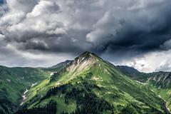Gewitterstimmung über der Bleispitze (stefangruber82) Tags: alpen alps tirol tyrol gewitter storm clouds wolken berge mountains