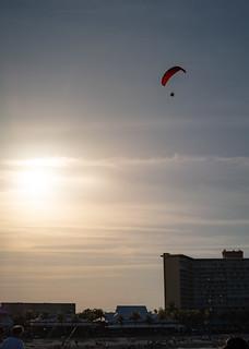 Paraglider, Deerfield Beach, FL