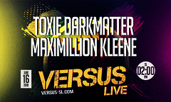 ++ TOXIE DARKMATTER & MAXIMILLION KLEENE CONCERT LIVE @ + VERSUS + (Carl Wardark Art Photo) Tags: toxie darkmatter maximillion kleene concert live versus all the team invites you this evening —————– or au when from 02h pm 04h sl for awaits many tonight taxi httpmapssecondlifecomsecondlifeamethyst20cove14518530