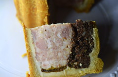 Black Pudding and Pork Pie (Tony Worrall) Tags: add tag ©2018tonyworrall images photos photograff things uk england food foodie grub eat eaten taste tasty cook cooked iatethis foodporn foodpictures picturesoffood dish dishes menu plate plated made ingrediants nice flavour foodophile x yummy make tasted meal nutritional freshtaste foodstuff cuisine nourishment nutriments provisions ration refreshment store sustenance fare foodstuffs meals snacks bites chow cookery diet eatable fodder black pudding pork pie meat