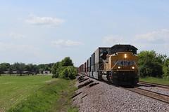 UP 8746 (CC 8039) Tags: up trains sd70ace morrison illinois