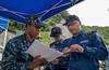"U.S., Japanese forces train together aboard the USNS Mercy during a port visit to Yokosuka, Japan (#PACOM) Tags: pacificpartnershippacificpartnership2018pp18partnership rm689 yokosuka japan ""usindopacificcommand usindopacom"" atsea xs"