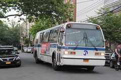 IMG_8613 (GojiMet86) Tags: mta nyc new york city bus buses 1998 t80206 rts 4916 subway shuttle 33rd street ditmars blvd
