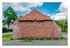 Brickwall... (LukeDaDuke) Tags: brick bricks brickwall farm netersel noor noordbrabant brabant nederland boerderij baksteen