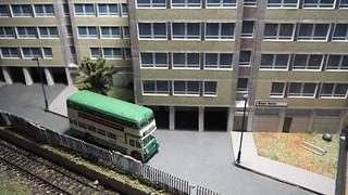Wypte Metrobus in Bradford.