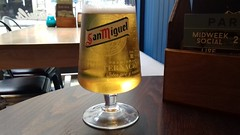 San Miguel Beer (Tony Worrall) Tags: add tag ©2018tonyworrall images photos photograff things uk england food foodie grub eat eaten taste tasty cook cooked iatethis foodporn foodpictures picturesoffood dish dishes menu plate plated made ingrediants nice flavour foodophile x yummy make tasted meal nutritional freshtaste foodstuff cuisine nourishment nutriments provisions ration refreshment store sustenance fare foodstuffs meals snacks bites chow cookery diet eatable fodder drink spirit booze glass drunk san miguel beer