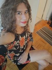 P_20180527_191854 (irene7890) Tags: crossdresser crossdress crossdressing transvestite tranny transexual travesti transgender transgendered trans ladyboy tgirl