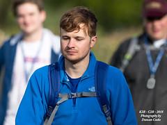 B57I3149-K2B-&-C2B (duncancooke.happydayz) Tags: k2b c2b charity cumbria coniston walk walkers run runners people barrow keswick
