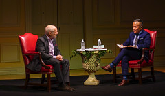 2018.06.06 Library of Congress Mythology Tour, Conversation with Andre Aciman, Washington, DC USA 02837