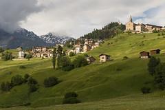 How you imagine an alpine village... (Gergely_Kiss) Tags: valfurva sannicolo mountainvillage lombardy südtirol alpen alps bormio idyllic alpinevillage