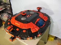 1/4 Angle (DJ Quest) Tags: old ship shots lego space spyrius