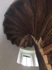 Staircase - Sissinghurst Castle Garden