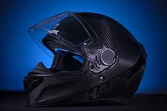 New Helmet (Moymoy117) Tags: strobist flash sony sonyflickraward packshot helmet shark bleu blue garyfong godox x1 motocycle moto bol bowens a99m2 70200 f4