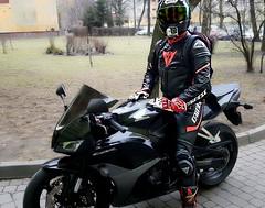 HONDA (driver Photographer) Tags: 摩托车,皮革,川崎,雅马哈,杜卡迪,本田,艾普瑞利亚,铃木, オートバイ、革、川崎、ヤマハ、ドゥカティ、ホンダ、アプリリア、スズキ、 aprilia cagiva honda kawasaki husqvarna ktm simson suzuki yamaha ducati daytona buell motoguzzi triumph bmv driver motorcycle leathers dainese motorcyclist motorrrad