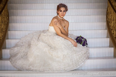 Bridal Steps (Laura K Bellamy) Tags: bride bridal portraits wedding weddings dress