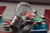 transport auto parts (björnvandenbulcke) Tags: lamp 12v macromonday different kind fuse belgium licence plate