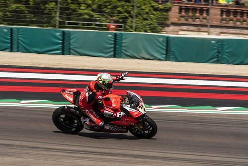 """WSBK Imola 2018 • <a style=""""font-size:0.8em;"""" href=""""http://www.flickr.com/photos/144994865@N06/28494645058/"""" target=""""_blank"""">View on Flickr</a>"""