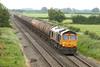 66730 Class 66/7 'Whitemoor' (Roger Wasley) Tags: 66730 class66 whitemoor gb railfreight ashchurch westerleigh immingham station gloucestershire trains railways locomotive freight diesel uk