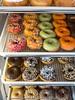 Vegan Donut & Gelato (Bitter-Sweet-) Tags: vegan food sweet fried pastry donut doughnut glazed snack breakfast brunch oakland california bayarea eastbay vegandonutgelato cafe restaurant review delicious