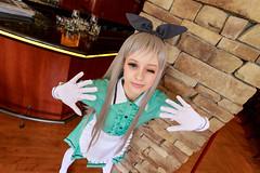 Hideri Face (firecloak) Tags: hideri maid blends cosplay louisianime