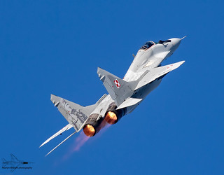 Polish Air Force Mig 29