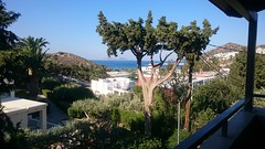 2018-06-04 Greetings from Agia Galini, Irini Mare 😀 (kaianderkiste) Tags: greece griechenland crete kreta agiagalini hotel balcony balkon aussicht irinimare hotelirinimare urlaub holiday