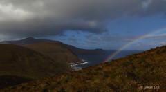 Achill Colours (Blarney Pilgrim1) Tags: achill ireland rainbow wildatlanticway
