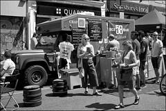 Beer ambulance - DSCF2304a (normko) Tags: london west portobello road street market mobile pub landrover ambulance brewing beer drink bar craft