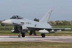 "Eurofighter EF.2000GS 30+93 TLG74 ""Molders"" (Mark McEwan) Tags: eurofighter ef2000gs 3093 tlg74 molders luftwaffe germanairforce fighter aviation aircraft airplane military lossiemouth raflossiemouth taktischesluftwaffengeschwader74"
