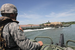 South Dakota National Guard (The National Guard) Tags: golden coyote training exercise sd sdng south dakota boat operator ribbon bridge safety transport vehicles river ng nationalguard national guard guardsman guardsmen soldier soldiers airmen airman us army air force united states america usa military troops 2018