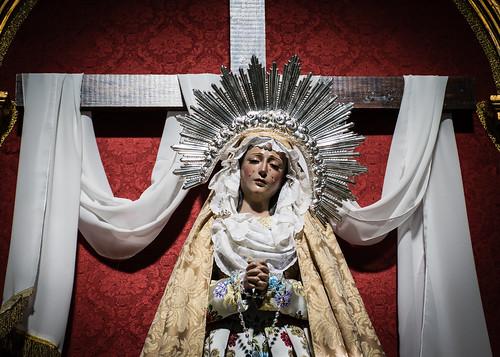 María Santísima en su Dulce Resignación y Esperanza