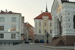 2018-04-30 at 20-25-10 (andreyshagin) Tags: tallinn estonia architecture andrey andrew shagin nikon daylight d750 night trip travel town tradition europe beautiful building history