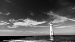 Perch Rock Lighthouse (pjfchad) Tags: perchrocklighthouse lighthouse sea seaside newbrighton merseyside liverpoolbay