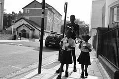 IMG_8814 (JetBlakInk) Tags: afrocaribbean afro blackgirlmagic schoolrun school dinnertime streetphotography streetscene mcflurry streetfood