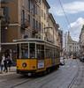 Milan tram scene (Rourkeor) Tags: milano lombardia italy it eu street people transport road buildings city sony sonyrx1r rx1r fullframe sonnar t 35mm
