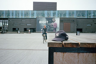 New Yorker in Copenhagen
