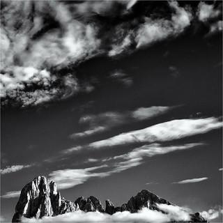Small Mountains big Sky...