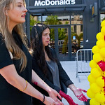 Protesting McDonald's Animal Cruelty Practices Outside Hamburger University West Randolph Street Chicago Illinois 5-24-18  1548 thumbnail